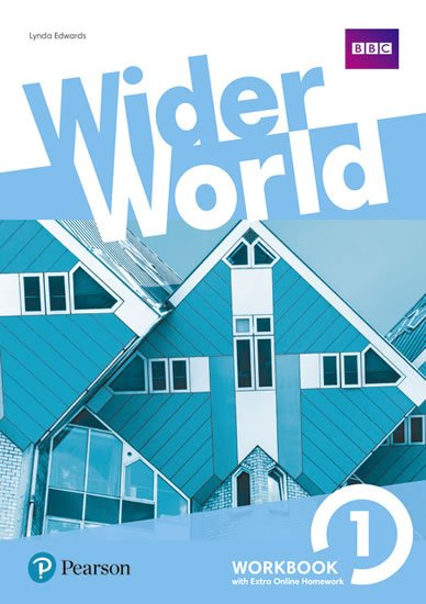 Wider World 1 Workbook w/ Extra Online Homework Pack - Lynda Edwards