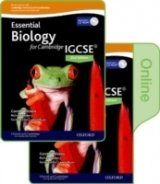 Essential Biology for Cambridge IGCSE 2nd ed. Print and Online Student Book Pack