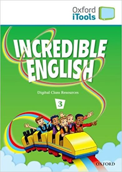 Incredible English 3 iTools CD-ROM