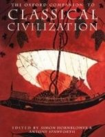 The Oxford Companion to Classical Civilization - HORNBLOWER, S.;SPAWFORTH, A.