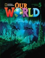 Our World Level 5 Student´s Book with CD-ROM - SCRO, R.;CRANDALL, J.;SHIN, J. K.