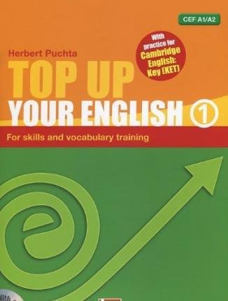 TOP UP YOUR ENGLISH 1 + AUDIO CD