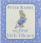 Peter Rabbit My First Little Library