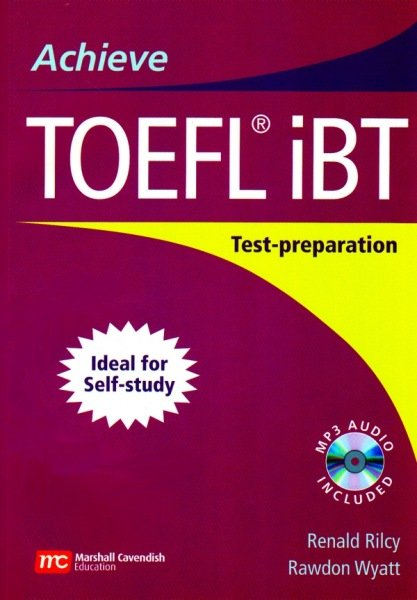 Achieve Toefl Ibt Test-preparation Guide - RILCY, R.;WYATT, R.